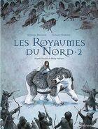 Комикс Les Royaumes du Nord2 обложка Франция 2015