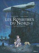 Комикс Les Royaumes du Nord1 обложка Франция 2014