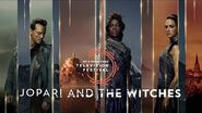 HIS DARK MATERIALS Jopari and the Witches BFI & Radio Times TV Festival
