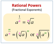 Rational-powers