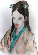 Li Qingzhao (colour)