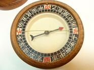 Chinese magnetic compass