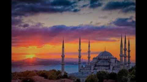 Turkish Sunrise piano composition