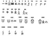 Ancient Chinese Mathematics (1600 BC - 600 AD)