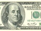 Banknot 100 dolarów amerykańskich