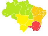 Podział administracyjny Brazylii