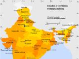 Podział administracyjny Indii