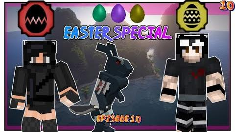 Easter Event Special! - NARUTO ANIME MOD - Minecraft - DATABOOKS Episode 10