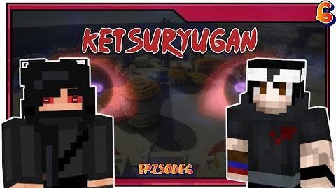 Ketsuryugan! - NARUTO ANIME MOD - Minecraft - DATABOOKS Episode 6