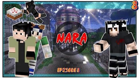 Nara Clan! - NARUTO ANIME MOD - Minecraft - DATABOOKS Episode 8