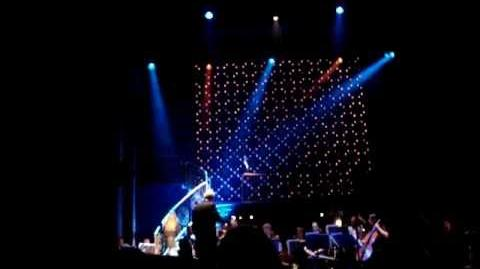 Adrianna Bertola at the RSC's 50 Anniversary Gala Evening singing Naughty from Matilda the Musical-1
