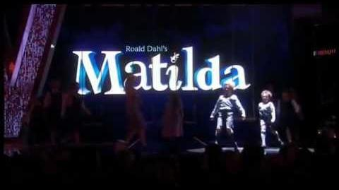 """MATILDA, THE MUSICAL (West End) - """"When I Grow Up"""" LIVE @ The Royal Variety Performance 2012"""
