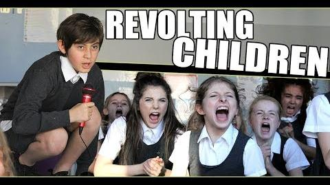 REVOLTING CHILDREN (Matilda the Musical Cover) - Spirit Young Performers Company