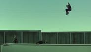 Morpheus leaps on Agent
