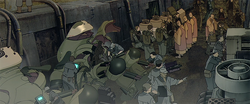 Chinese APUs being prepared for combat against the machines of 01.png
