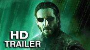 The Matrix 4 Reborn (2021 Movie) Teaser Trailer Concept - Keanu Reeves, Priyanka Chopra
