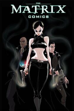 The Matrix Comics 20th Anniversary Edition Trinity Cover.jpeg