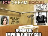 818: Improv Booty Call