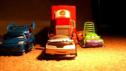 Cars - Lightning McQueen Goes Missing