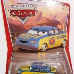 World of Cars Cards
