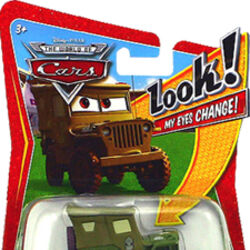 Lenticular Cars