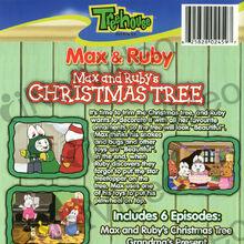 Max And Ruby S Christmas Tree Max Ruby Wiki Fandom