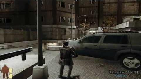 Max Payne 2 Ch2 In the Middle of Something - Part 2 A Binary Choice Playthru