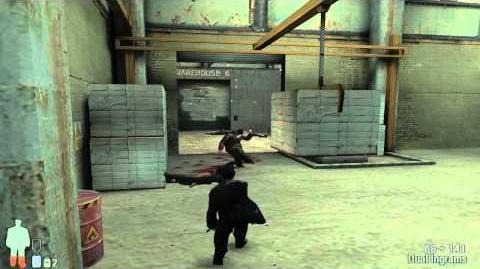 "Max Payne Walkthrough ""Part 2 - Chapter 2"" HD"