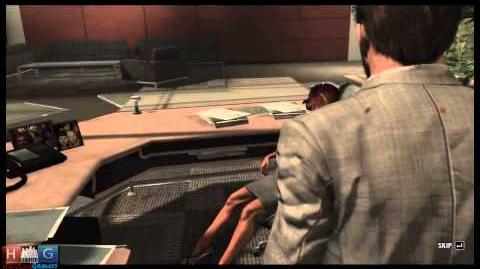 Max Payne 3™ A Dame, a Dork, and a Drunk (Chapter 6)