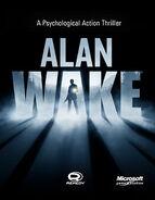 Alan Wake Game Cover