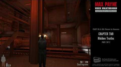 Max Payne - A Bit Closer to Heaven - Hidden Truths 2 2 (HD)