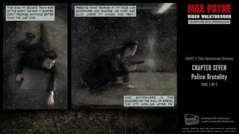 Max Payne - The American Dream - Police Brutality 1 2 (HD)