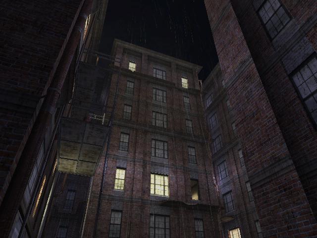 Max Payne's apartment complex