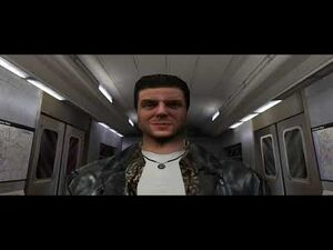 Max Payne (2001) - Roscoe Street Station -4K 60FPS-