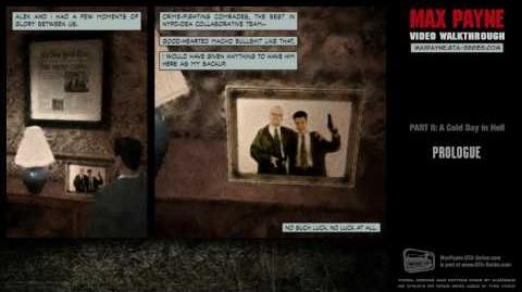 Max Payne - A Cold Day in Hell - Prologue (HD)