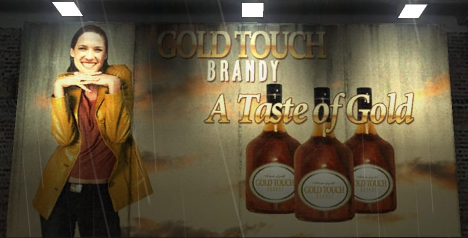 Gold Touch Brandy