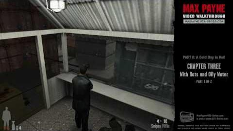 Max Payne - A Cold Day in Hell - With Rats and Oily Water 1 2 (HD)