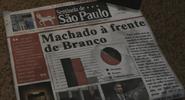 Branco election newspaper