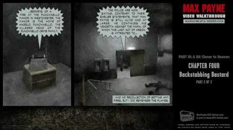 Max Payne - A Bit Closer to Heaven - Backstabbing Bastard 2 2 (HD)