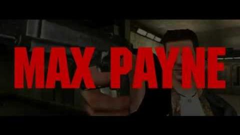 Max Payne - Intro with the official website