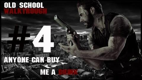 Max Payne 3 Anyone Can Buy Me A Drink Old School Walktrough Part