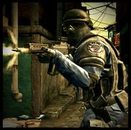 Soldado UFE