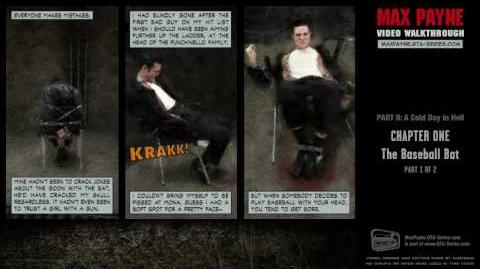 Max Payne - A Cold Day in Hell - The Baseball Bat 1 2 (HD)