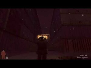 Max Payne (2001) - An Offer You Can't Refuse -4K 60FPS-