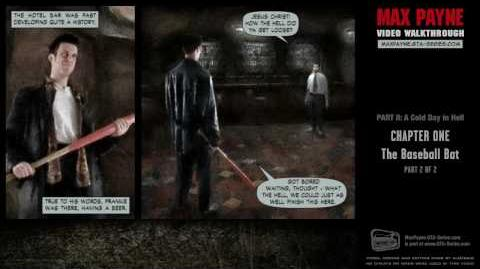 Max Payne - A Cold Day in Hell - The Baseball Bat 2 2 (HD)