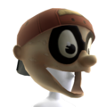 Captain BaseballBatBoy Head Xbox LIVE