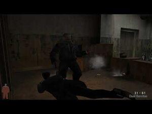 Max Payne (2001) - Let the Gun Do the Talking -4K 60FPS-
