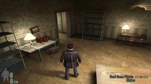 Max Payne 2 Ch4 No 'Us' In This - Part 1 The Darkness Inside Playthru