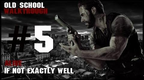 Max Payne 3 Alive If Not Exactly Well Old School Walktrough Part