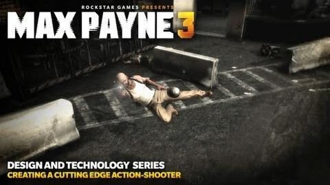 Max Payne 3 Design and Technology Series Creating a Cutting Edge Action-Shooter